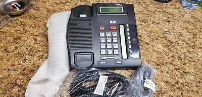 Nortel Norstar T7208 Charcoal 8 Button Display Speaker Telephone