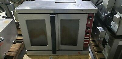 Blodgett Mark V-111 Full Size Electric Convection Oven - 208v 3ph Used Works