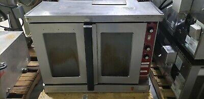 Blodgett Mark V-111 Full Size Electric Convection Oven - 208v 3ph Used Works