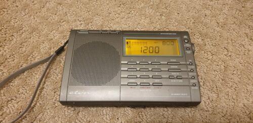 ETON E10 Portable Digital AM/FM Shortwave World Band Radio