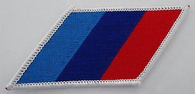 alter Aufnäher Patch BMW M Power Farben Logo Motorsport