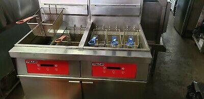 Vulcan Double Fryer