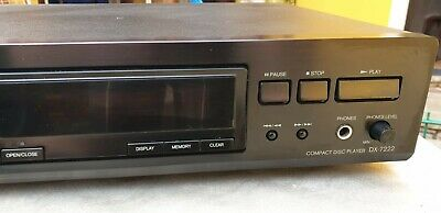 ONKYO Disc Player DX 722 Class 1 Laser Product  Audio & Hifi Anlage Music