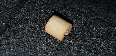 Beautiful tiny Roman bead, stunning wearable ancient artifact L37u