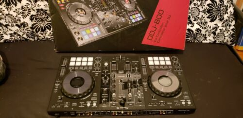 PIONEER DDJ 800 REKORDBOX DJ CONTROLLER 2-CHANNEL CONTROLLER