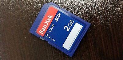 Sandisk 2GB SD Card](2gb sd memory card)