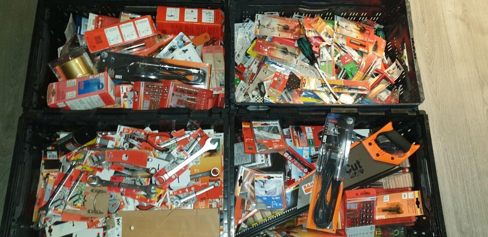 20 x werkzeug restposten trödelmarkt NEU mischung verschiedes Baumarkt