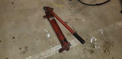Steel Grip Portable 10000 Psi Portable Hydraulic Hand Pump Model Rf-10