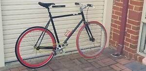 Single speed/fixie bike