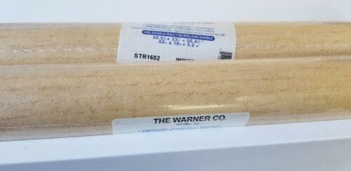 Golden Script Wallpaper by The Warner Co. Wallcoverings Lot of 2 Rolls