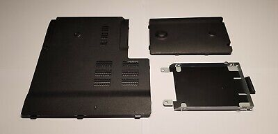 Set cache arrière Packard Bell Easynote LJ61 back cover set + HDD caddy
