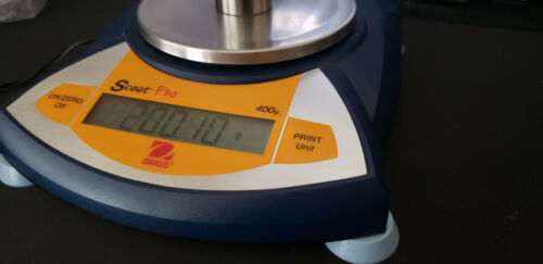 OHAUS SPE402 Scout Pro Scale, 400g x 0.1g