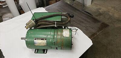Hardinge Hsl Lathe 12hp Motor Sterns Brake Assem. Machine Sn- Hsl5c-2078-g