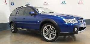2005 Holden Adventra CX6 Automatic SUV North St Marys Penrith Area Preview
