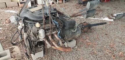 VZ Motor Gearbox Diff and Exhaust Jimboomba Logan Area Preview