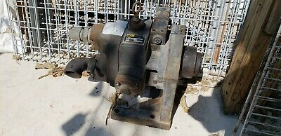 Parker Pvv Pvv14220 Fl Variable Volume Pump Used Or Core Or Parts