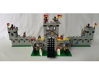 D9//2 Lego Ritter Figuren cas108 cas190 cas192 cas193 cas222 cas414 6040 6080