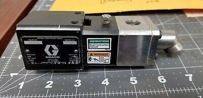Graco Spray Foam Precisionswirl Orbital Dispenser Valve 1k Ultra-lite B6bc