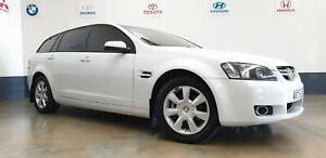 2008 Holden Commodore OMEGA Automatic Wagon North St Marys Penrith Area Preview