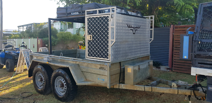 Toy Hauler/Motorbike/Camper Trailer. Beachmere Caboolture Area Preview