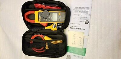 New Fluke 376 Fc True-rms Acdc Clamp Meter