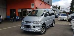 2005 Mitsubishi Delica Space Gear V6 3.0L 4WD With Rego/Rwc Fawkner Moreland Area Preview