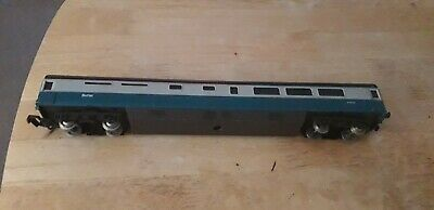 oo gauge intercity buffey car coach  blue & gray honrby?