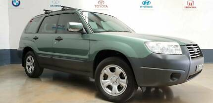2007 Subaru Forester SUV North St Marys Penrith Area Preview