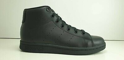 SCARPE N. 35 1/2 Uk 3 ADIDAS STAN SMITH MID J SNEAKERS ALTE ART. BZ0097