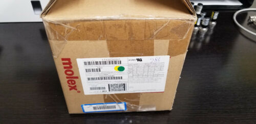 MOLEX 1733630001 Connector Assembly Lot of 150 2017-2018DC NEW!