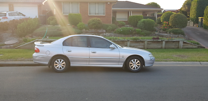 2002 HOLDEN COMMODORE 6 MONTHS  REGO AUTO BERLINA Goulburn Goulburn City Preview