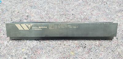 Wilson Press Brake Tool 50297s 18