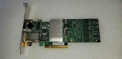 - Supermicro AOC-SAS2LP-H4iR 512M 6Gb/s Storage SAS/SATA RAID Card HBA Controller