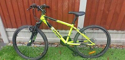 """Btwin Rockrider Junior Kids Bike 20""""wheel. USED, good condition."""
