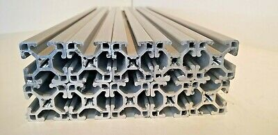8020 Lot Aluminum T-slot 1515-lite 1.5x1.5x24 Project Bundle Lot Of 10