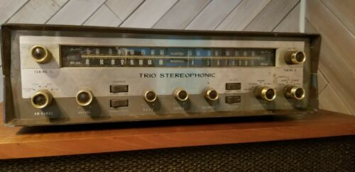 Kenwood Trio W-38 Stereophonic Tube Receiver