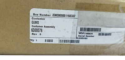 Ge Healthcare 6300078 Remote Rf Chassis Master Exciter 2 By Ge Healthcare