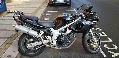2001 Y SUZUKI SV 650 SY