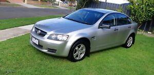 2007 Holden Commodore Omega