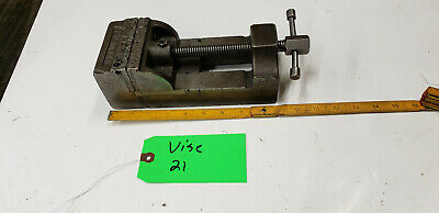 Palmgren 4 Machinist Drill Press Milling Vise. Vice 21 Shelf 44 Basement