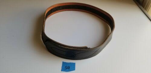 Safariland Model 94 Buckless Duty Belt Size 42 MDL94 Hook Lined Police Belt