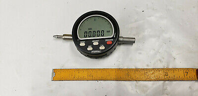 Fowler 0-.2737 X .0005 Res Digital Dial Indicator With New Battery Included.