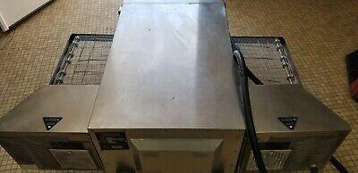 Turbochef Hhc2020 High Speed Countertop Conveyor Convection Oven 208v3ph