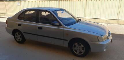 2000 Hyundai Accent Hatchback Coffs Harbour Coffs Harbour City Preview