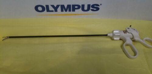 OLYMPUS T3905 Autoclave Lapaproscopic scissor 5X34MM, BLADE CURVE