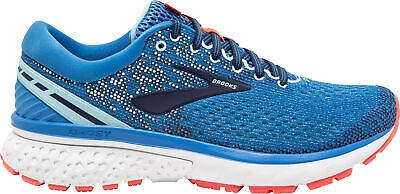 Brooks Ghost 11 Womens Running Shoes - Blue