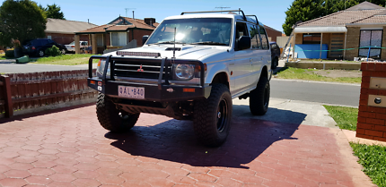 1997 NK Pajero GLX Turbo Diesel