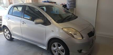 2007 Toyota Yaris YRX Mango Hill Pine Rivers Area Preview