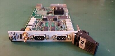 Ni Pxi-8513 2-port Software-selectable Can Interface Module Tested