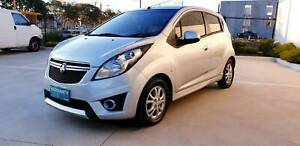 2013 Holden Barina Spark CD Manual 95,500KM REG   RWC INCLUDED Coburg North Moreland Area Preview
